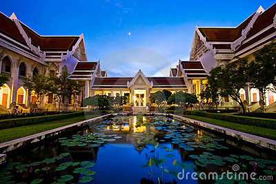 Dhevalai, Chulalongkorn Thailand