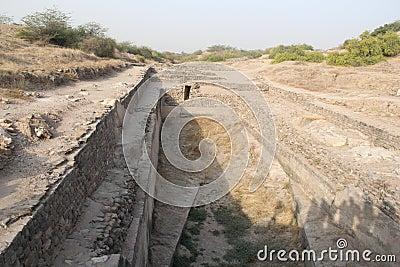 Dholavira Harappa Civilization