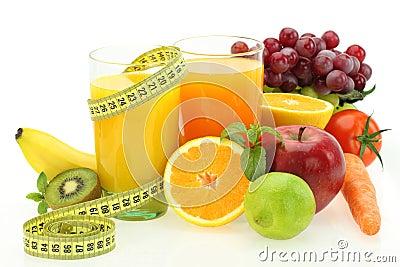 Diät und Nahrung