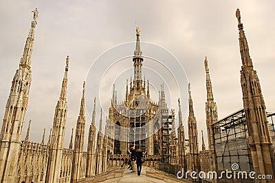 Di Milano del Duomo