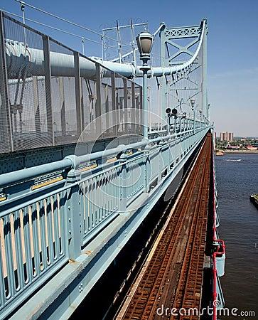 Dia na ponte