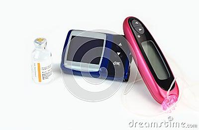Diabetic meters