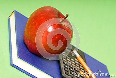 Diagonal apple