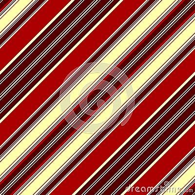 Diagonal seamless striped pattern