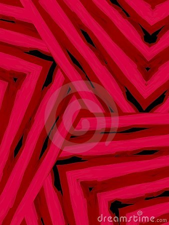 Diagonal Striped Lines Pattern