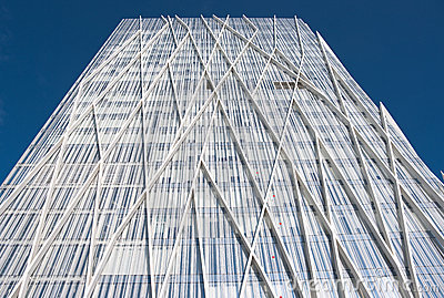 Diagonal Zero Zero Tower, Barcelona - Spain