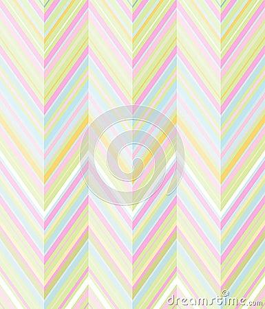 Diagonals - Pastels