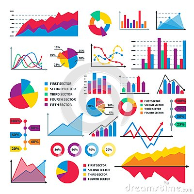 Free Diagram Chart Graph Elements Vector Business Infographic Flow Sheet Diagram Data Template Stock Images - 103973464