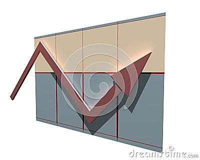 Diagram of finance