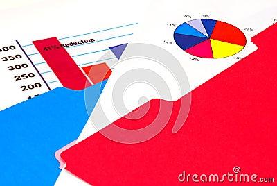 Diagramme circulaire de diagramme à barres et