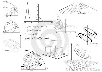 Diagrams and Equations