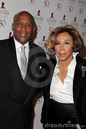 Diahann Carroll Editorial Stock Image