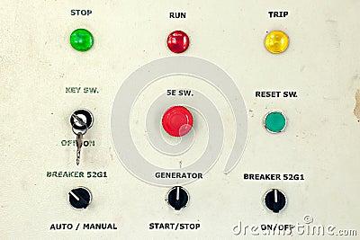 Dial control
