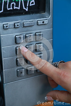 Free Dial For Help Stock Photo - 42700690