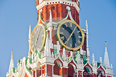 Dial the Moscow Kremlin