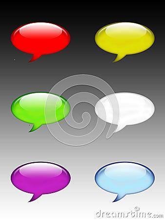 Free Dialog Symbol Stock Photography - 8189632