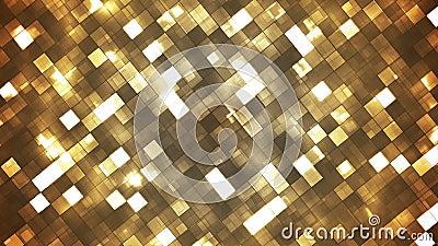 Diamants 01 de lumière du feu de scintillement d'émission banque de vidéos