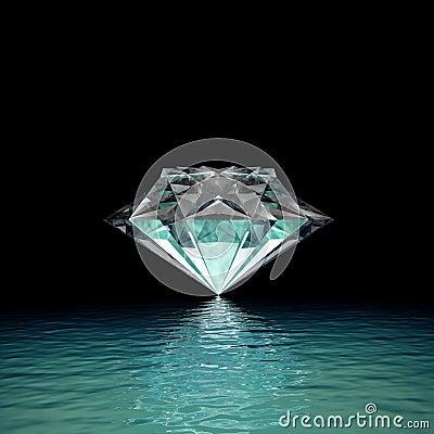 Free Diamond Royalty Free Stock Photography - 11547327