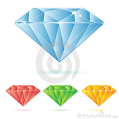 Free Diamond Royalty Free Stock Images - 16122699