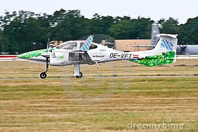 Diamond Aircraft Industries DA-42 Twin Sta Editorial Photography