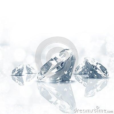 Free Diamond Background Stock Photos - 23503753