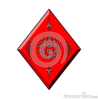 Diamond  for Cards