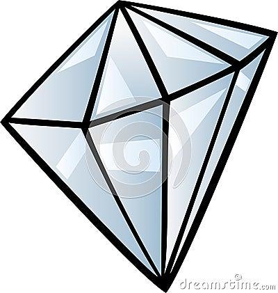 Diamond Clip Art Cartoon Illustration Royalty Free Stock Photo - Image ...
