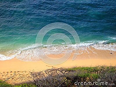 Diamond Head Beach, Oahu, Hawaii