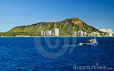 Diamond Head, Oahu Hawaii