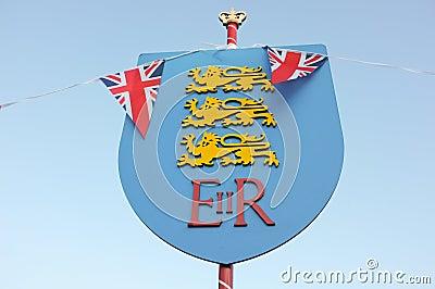 Diamond Jubilee Emblem & Bunting