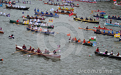 The Diamond Jubilee Pageant Editorial Photo