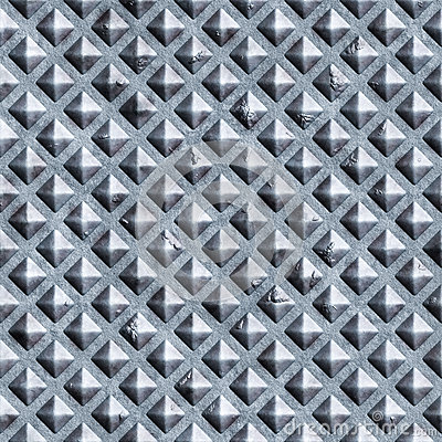Diamond Plate seamless Texture