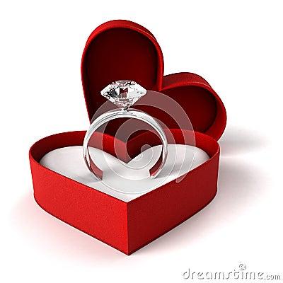 Free Diamond Ring Stock Photos - 15938153