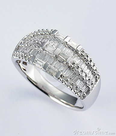 Free Diamond Ring Stock Photos - 9804693