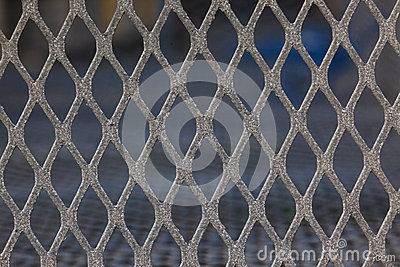 Diamond Shape Thick Wire