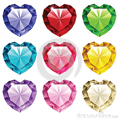 Free Diamonds Royalty Free Stock Photography - 36650267