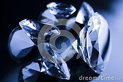 Diamonds - precious gift