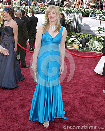 Diana Ossana  78th Academy Award Arrivals Kodak Theater Hollywood, CA March 5, 2006 Editorial Photo