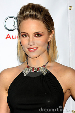 Dianna Agron Editorial Image