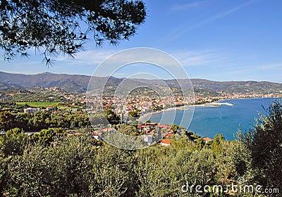Diano Marina,italian Riviera