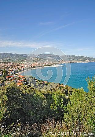Diano-Marina,italian Riviera