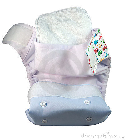 Diaper for baby