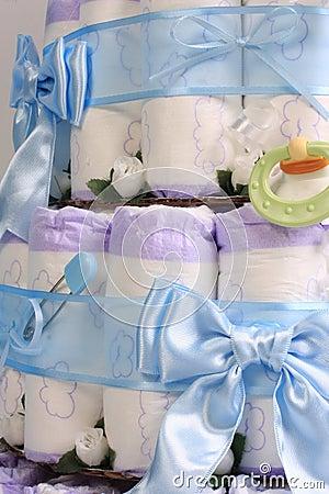 Diaper cake 6