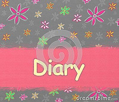 Diary album cover