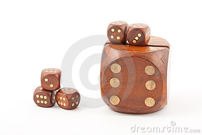 Dice Stock Photo - Image: 11453820