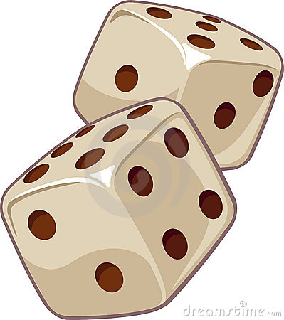 Free Dice Royalty Free Stock Photo - 22027445