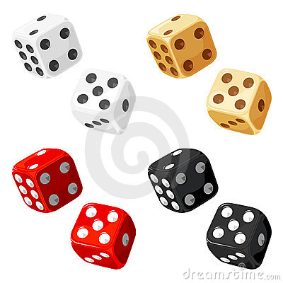 Free Dice Stock Image - 8771221