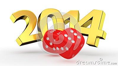 Dice break year 2014