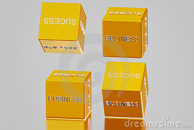 Dice and business success