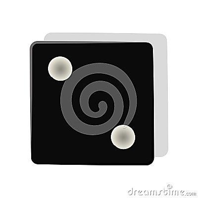 Free Dice Cube Icon Royalty Free Stock Photo - 79389895